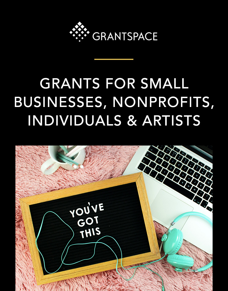 Grantspace Emergency Financial Resources to Help with Covid-19