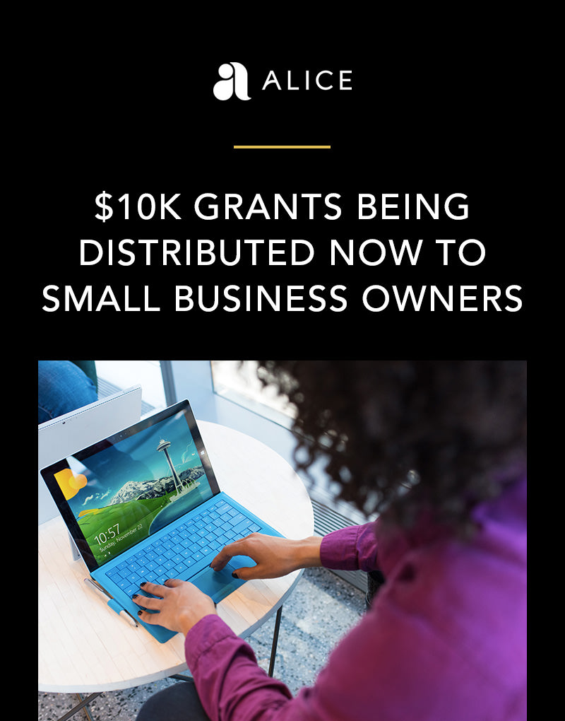 Hello Alice $10K Grants Being Distributed Now to Small Business Owners