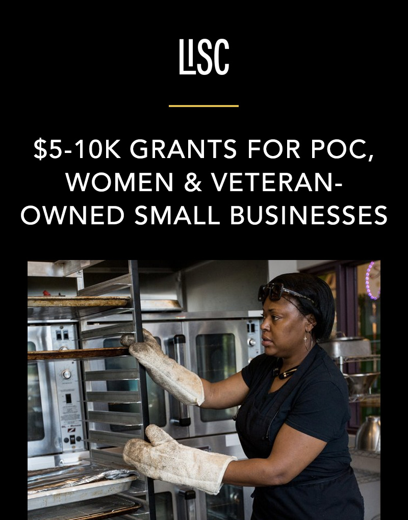 LISC Small Business Relief Grant Application